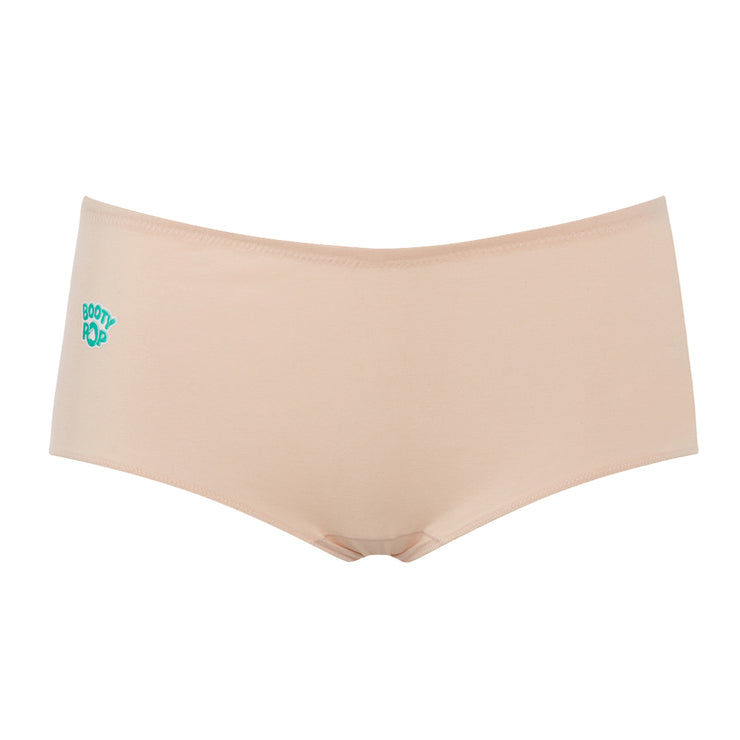 New Booster Panties - Removable Pads - Booty Pop