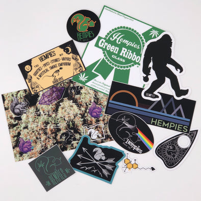 Hempies Sticker Pack