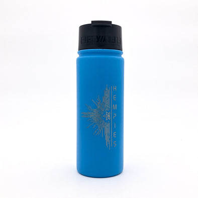 Hempies 18oz Fifty Fifty Blue