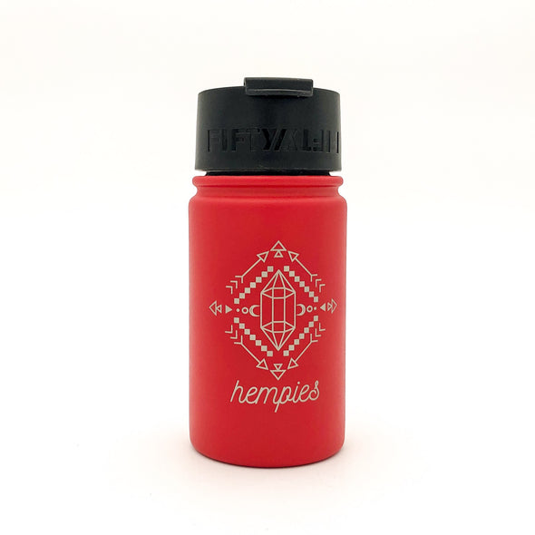 Hempies 12oz Fifty Fifty Red