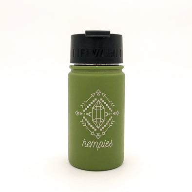 Hempies 12oz Fifty Fifty Green