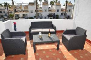 2 Bedroom South Facing Bungalow – Verdemar – Villamartin
