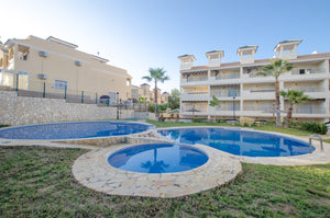 2 Bedroom Luxury Ground Floor Apartment - Jardin D'Alba - Villamartin