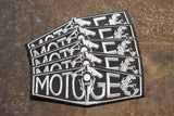 MotoGeo Logo Patch