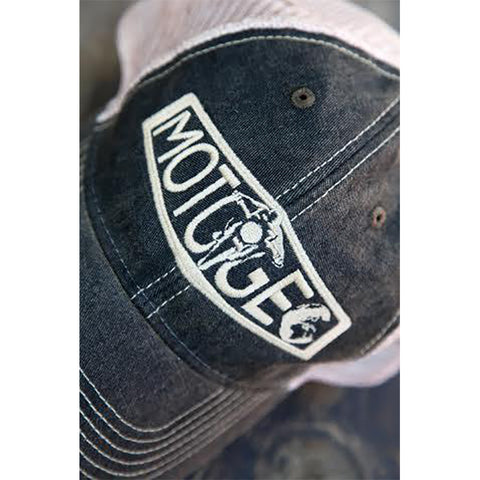 MotoGeo Logo Trucker Cap