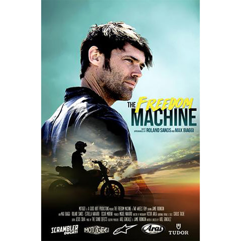 The Freedom Machine Poster