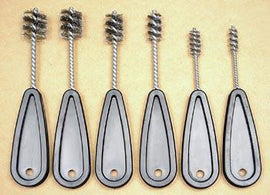 INSIDE TUBE BRUSH -    SET OF 6