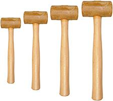 Rawhide Mallets