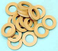 TOP CAP RUBBER WASHER