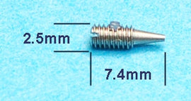 PIVOT SCREW - SHORT