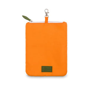 3 Zip Carry All- Orange & Army