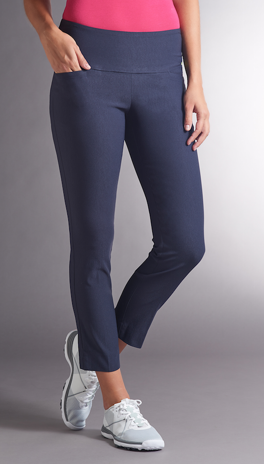Masters The Core Program Pant Ankle - Navy