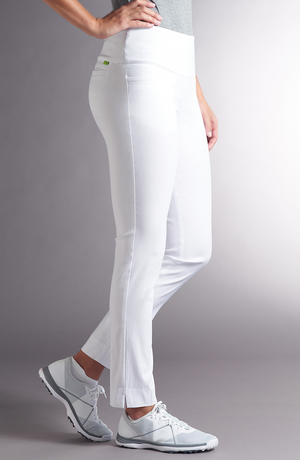 The Master Core Program Pant- White