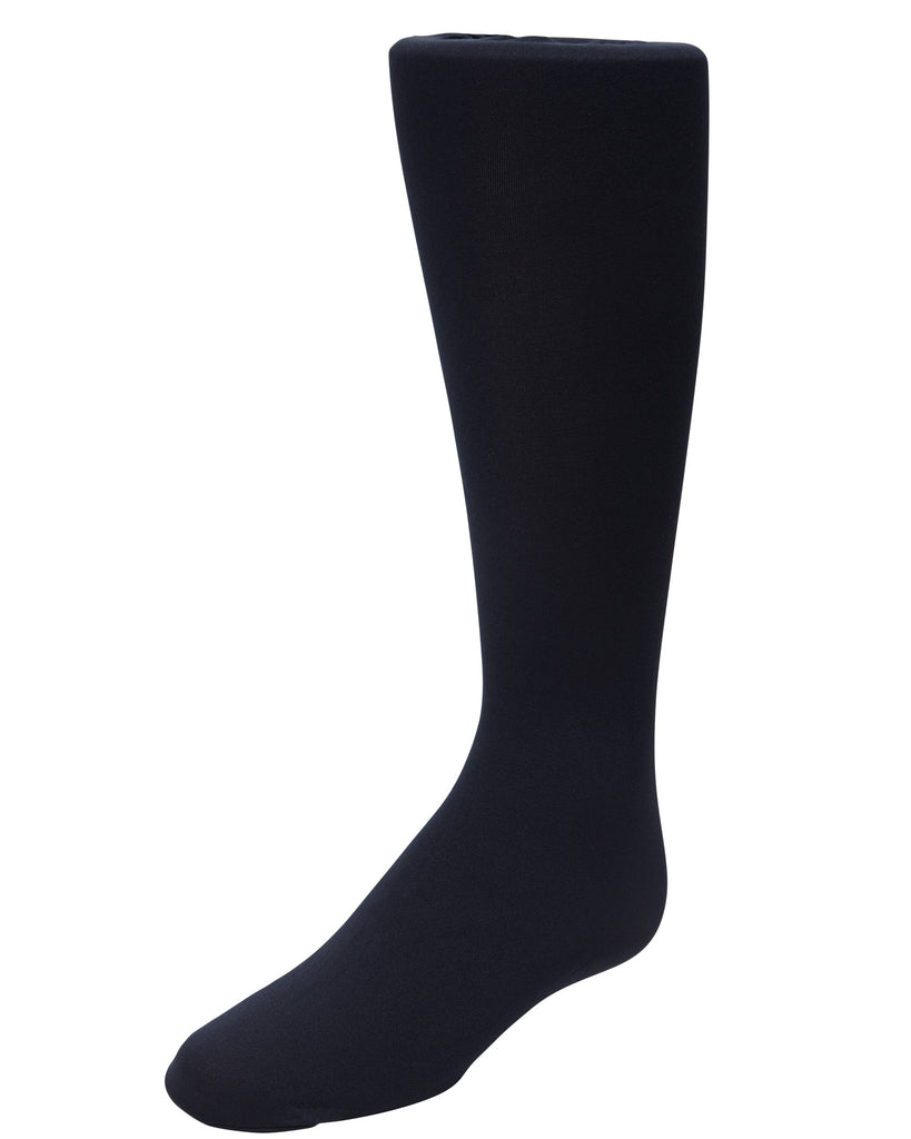 306b664994a Trimfit 2-Pack Nylon Spandex Opaque Tights (Navy)