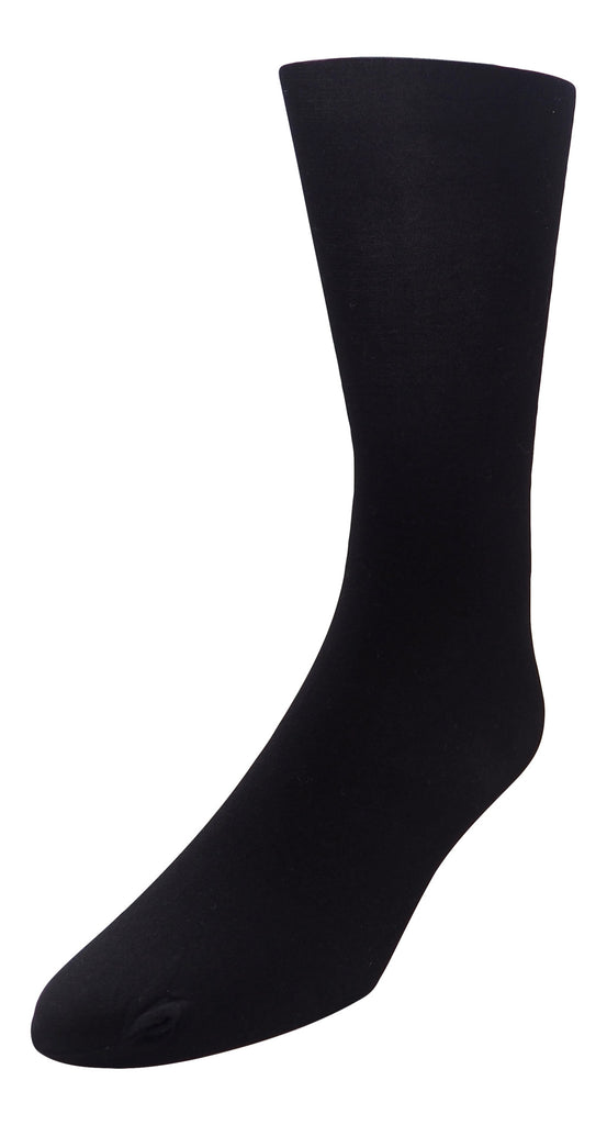 78b75a55fd0 4-Pack Nylon Spandex Opaque Tights (Black) - Trimfit