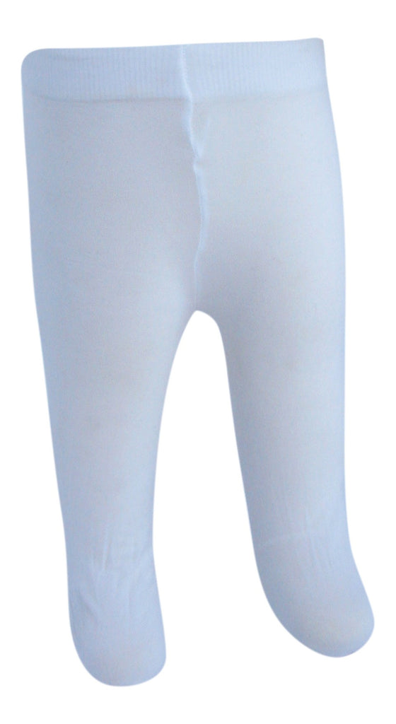 2247fbdf42e4f 2-Pack Sheer Ribbon Rhumba Tights (White) - Trimfit