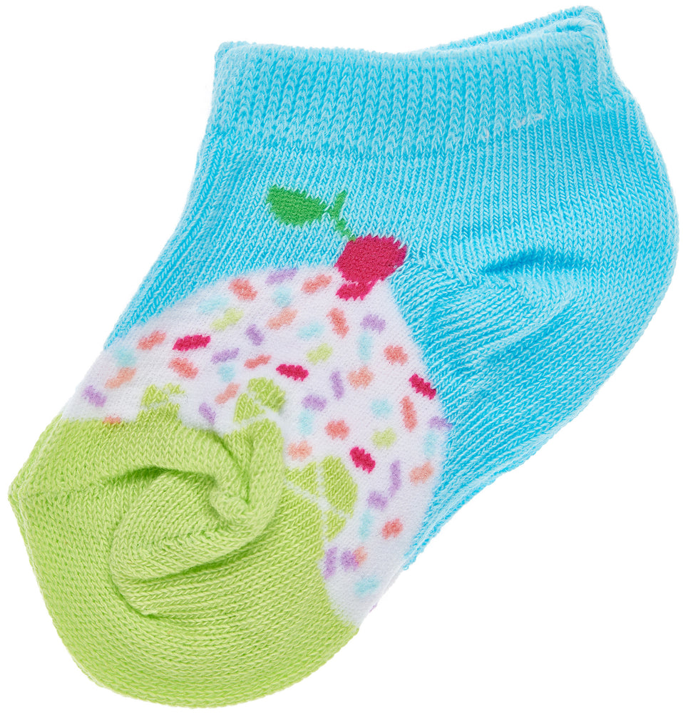 4-Pack Summer Treats Socks