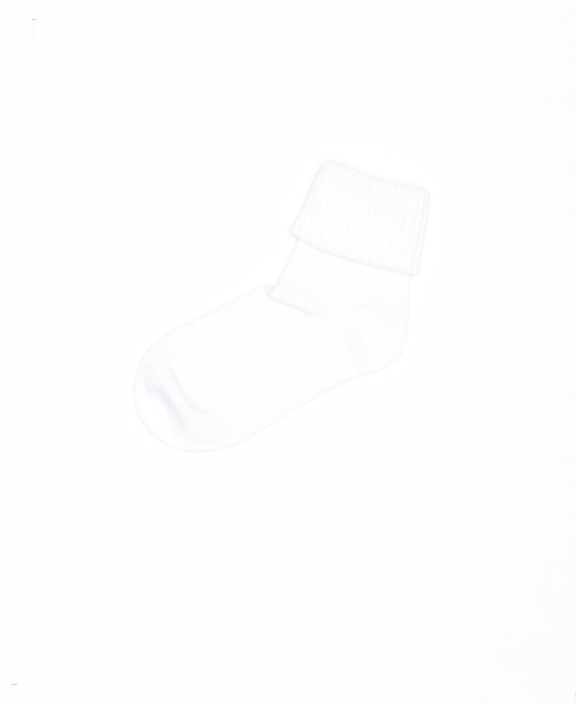 Triple Roll 2X2 with Comfortoe Technology Socks (White)