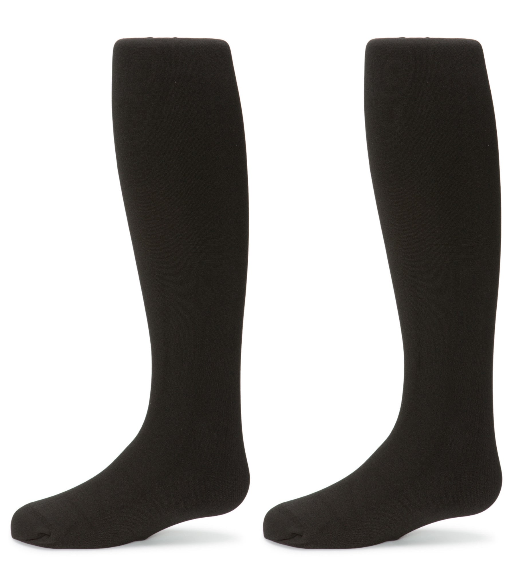 2-Pack Thermal Tights (Black)