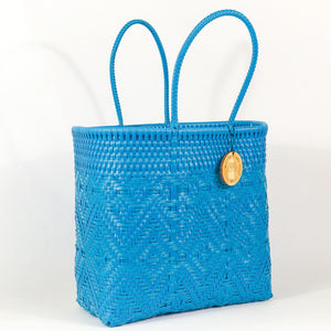 Handmade Mexican Large Tote - Orozco - Azucena