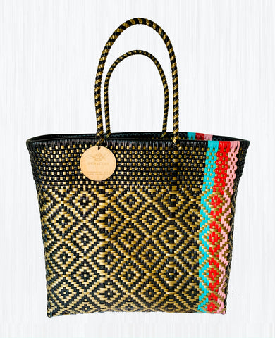 Handmade Mexican Large Tote - Orozco - Grace