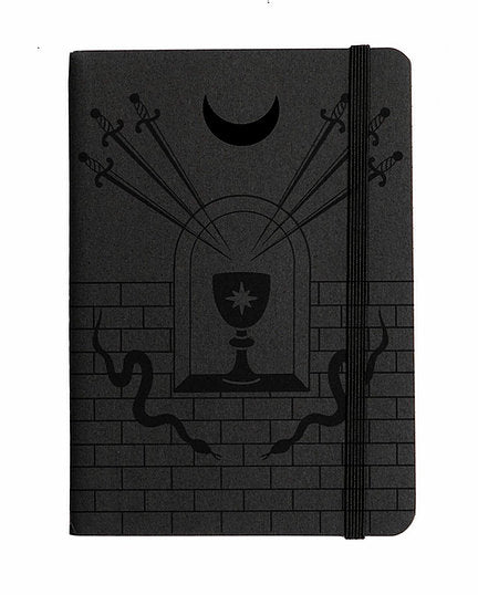 Sword & Goblet Notebook