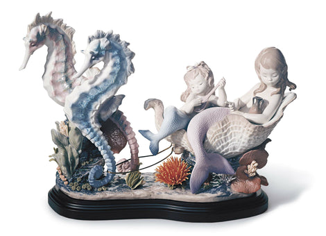 Retired Lladro sculptures and figurines on sale!