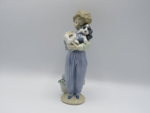 Retired Lladro My Buddy figurine