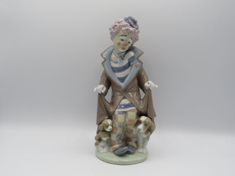 Retired Lladro Suprise Lladro 2290 figurine