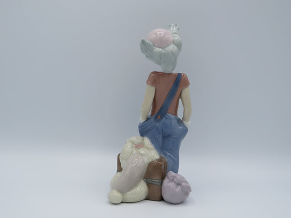 Retired Destination Big Top Lladro 6245 figure