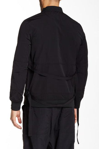 LK1640-01 Afterglow Bomber - Black