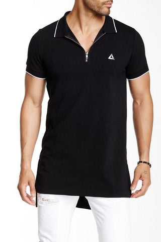 PE1520-02 Officer Polo - Black