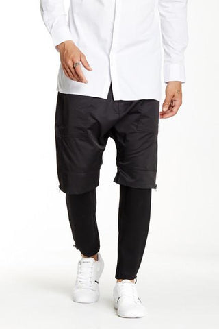 PE1510-05 Verteran Pants - Black