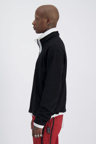4:3 Half Zip Jumper