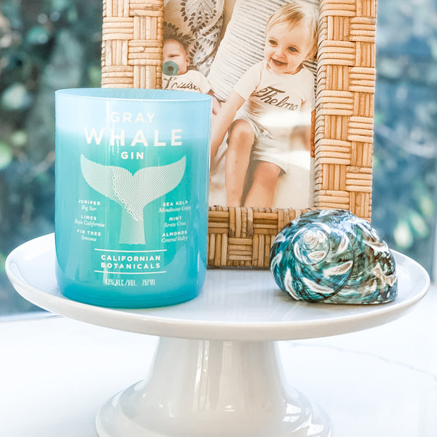 Gray Whale Baja Citrus Candle
