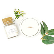 RE'ME.DI.UM Eucalyptus & White Tea Candle