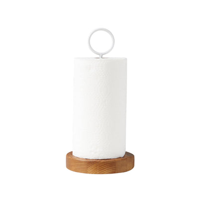Driftwood Paper Towel Holder