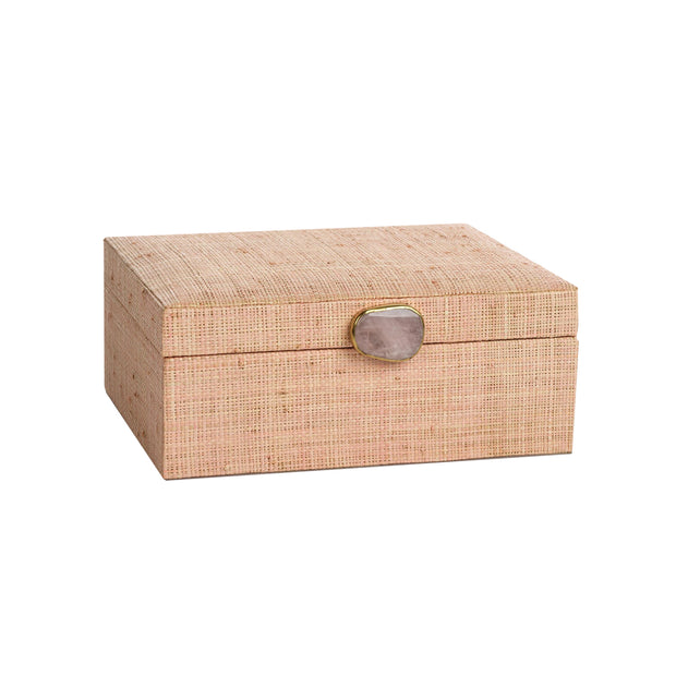 Raffia Grass Box - 2 Sizes