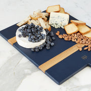 Rectangle Charcuterie Board - Navy
