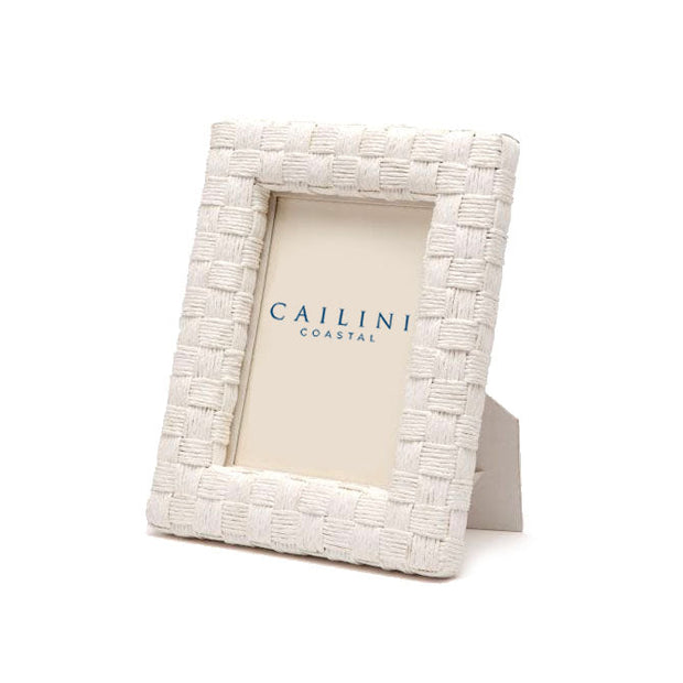Palma Rope Photo Frame