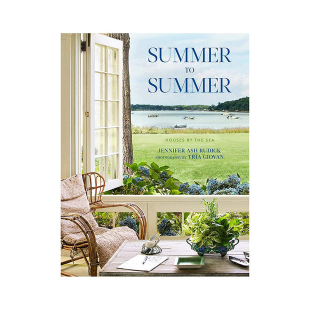 Summer to Summer Coffee Table Book