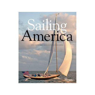 Sailing America Coffee Table Book