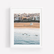 Surf Break Print