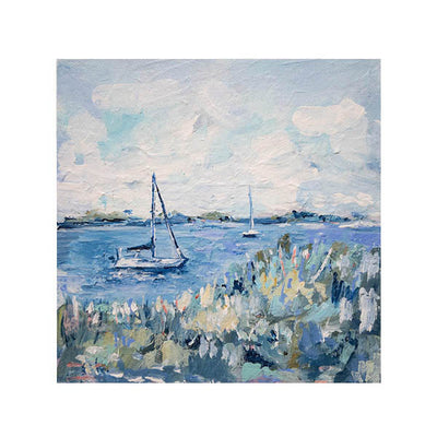 On Calm Waters Original Painting