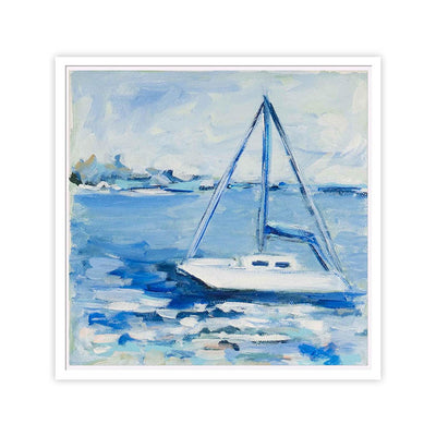 Sailing Life I Original Painting