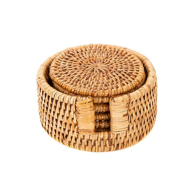 Sconset Coaster Set - Natural