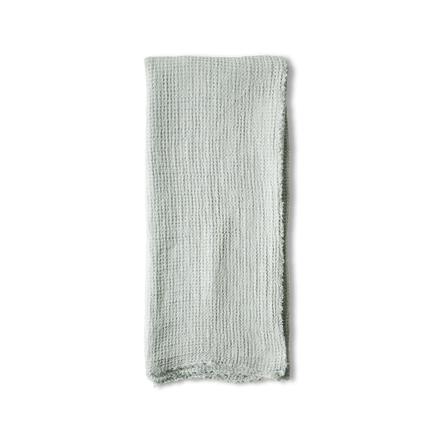 Seaside Oversized Throw in Ocean by Pom Pom at Home