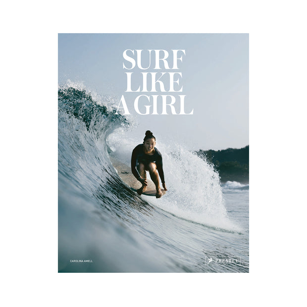 Surf Like a Girl Coffee Table Book