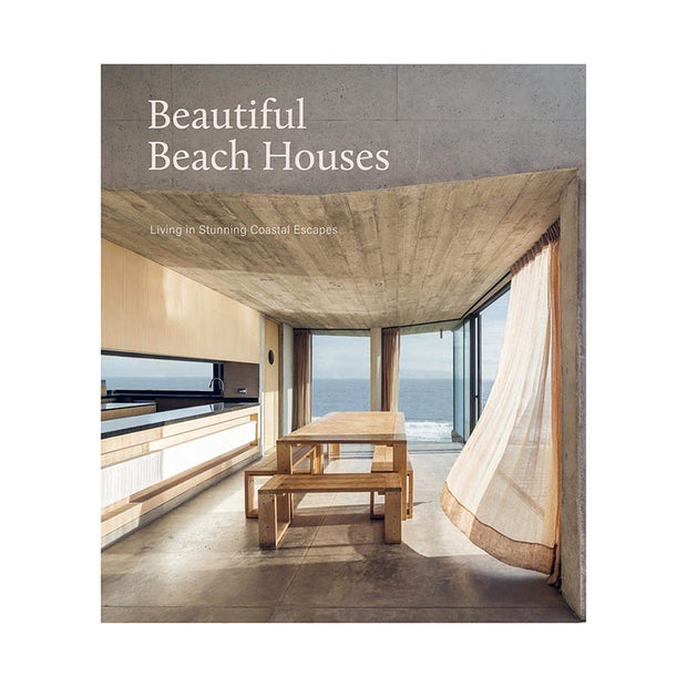 Beautiful Beach Houses Coffee Table Book