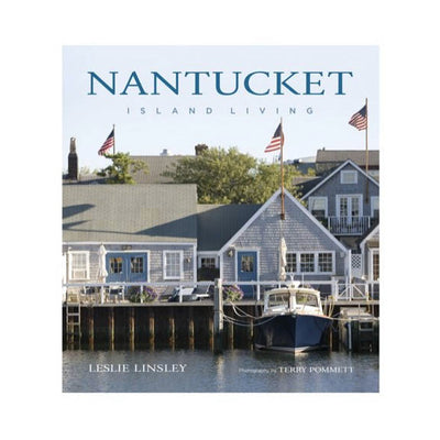 Nantucket Island Living Coffee Table Book